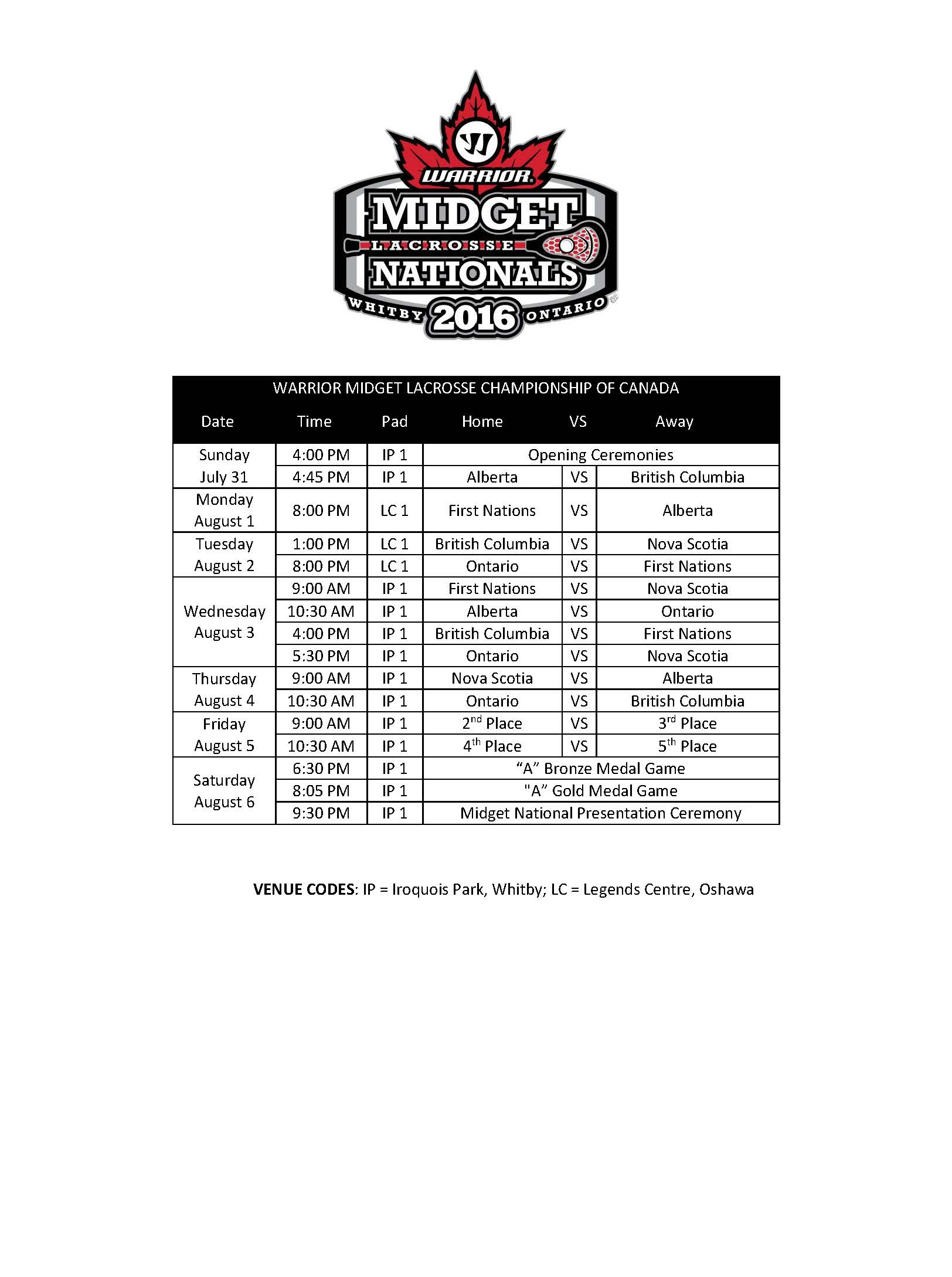 Simply matchless Ontario midget lacrosse the