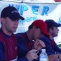 Bob Watson, Chris Driscoll & Josh Sanderson at Hyper Performance Apparel Autography session.